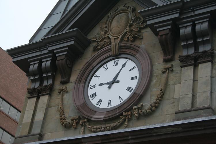 Halifax City Hall Clock
